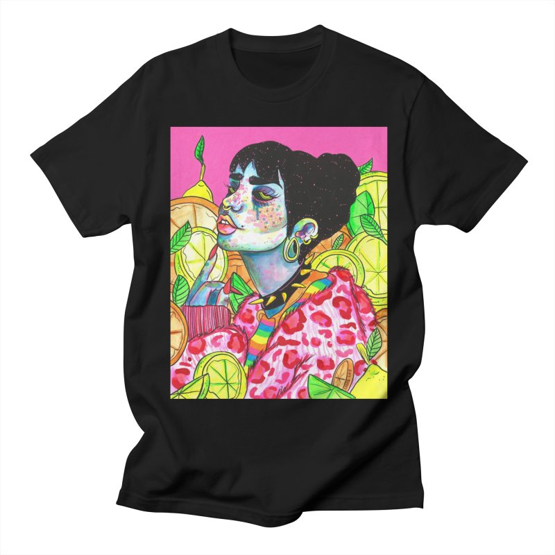 Going Sour Women's Unisex T-Shirt by Chloe Lee