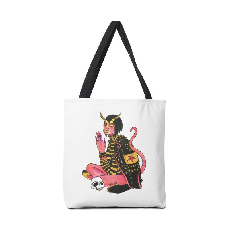 Lil Devil Accessories Bag by Chloe Lee
