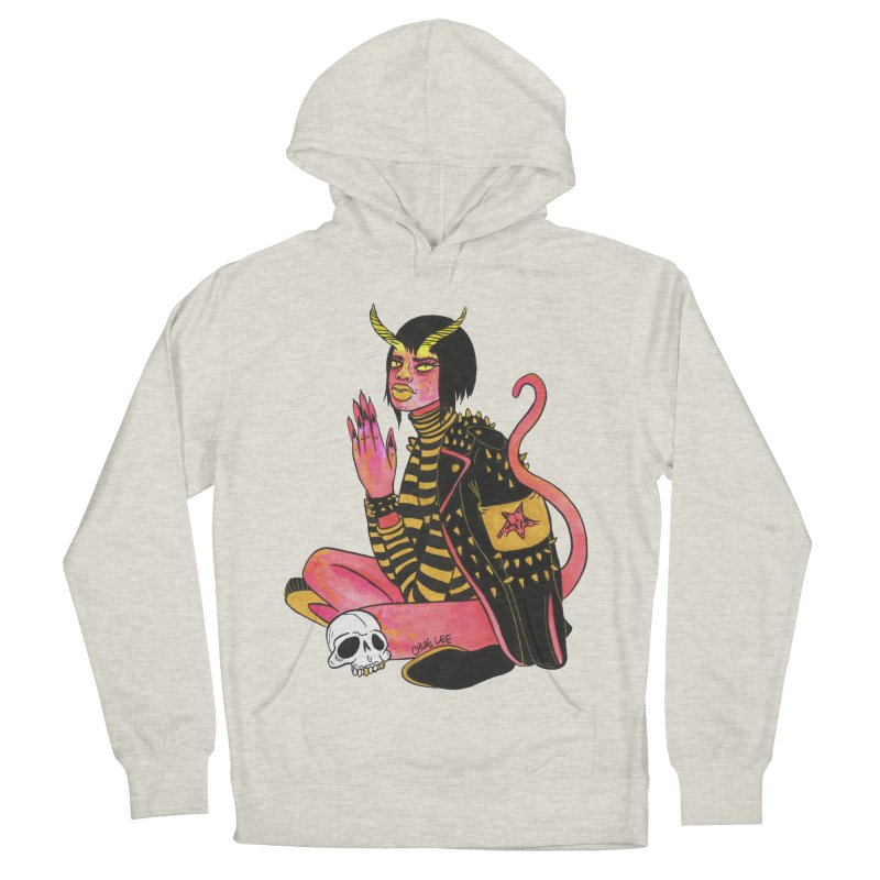 She Devil Women's Pullover Hoody by Chloe Lee