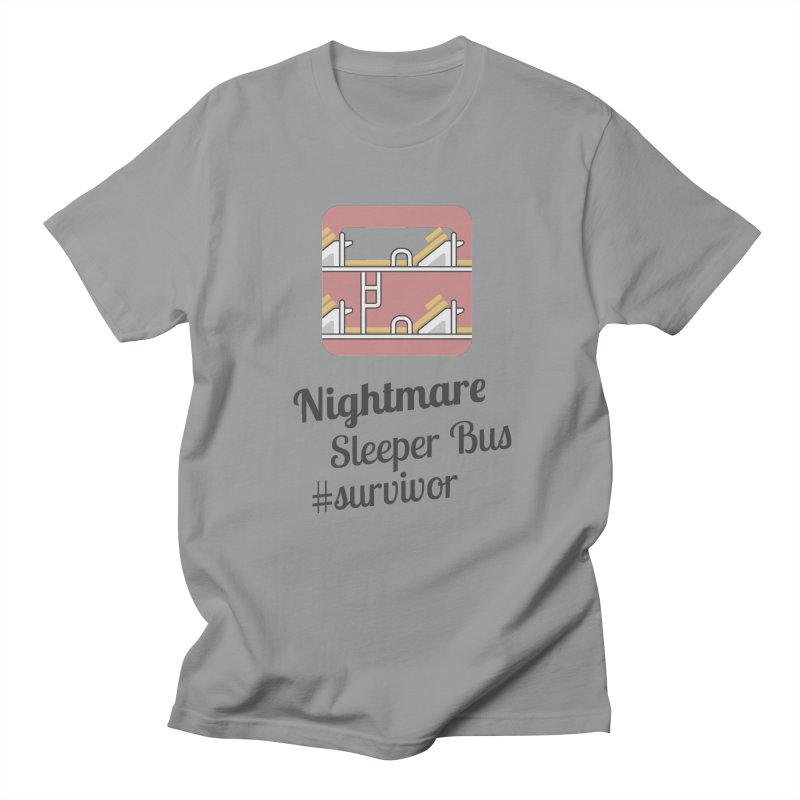 Nightmare Sleeper Bus Men's Regular T-Shirt by BeyondMekong | Inspired by SEA Wanderlust