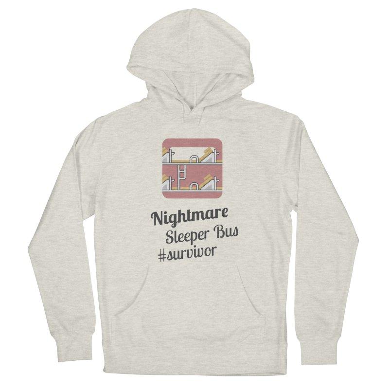 Nightmare Sleeper Bus Men's Pullover Hoody by BeyondMekong | Inspired by SEA Wanderlust