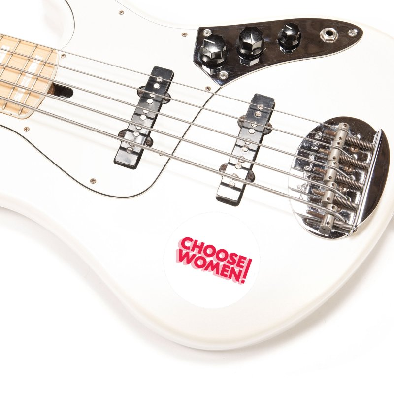 White Accessories Sticker by choosewomen's Artist Shop