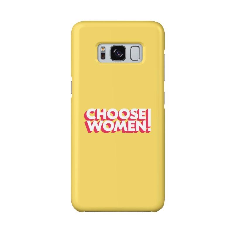 Yellow Accessories Phone Case by choosewomen's Artist Shop