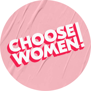 choosewomen's Artist Shop Logo