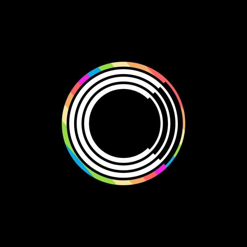 Chorus.fm Pride Logo Men's T-Shirt by Chorus.fm Shop