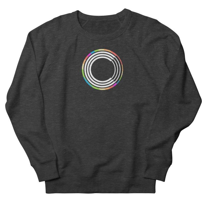Chorus.fm Pride Logo Men's French Terry Sweatshirt by Chorus.fm Shop