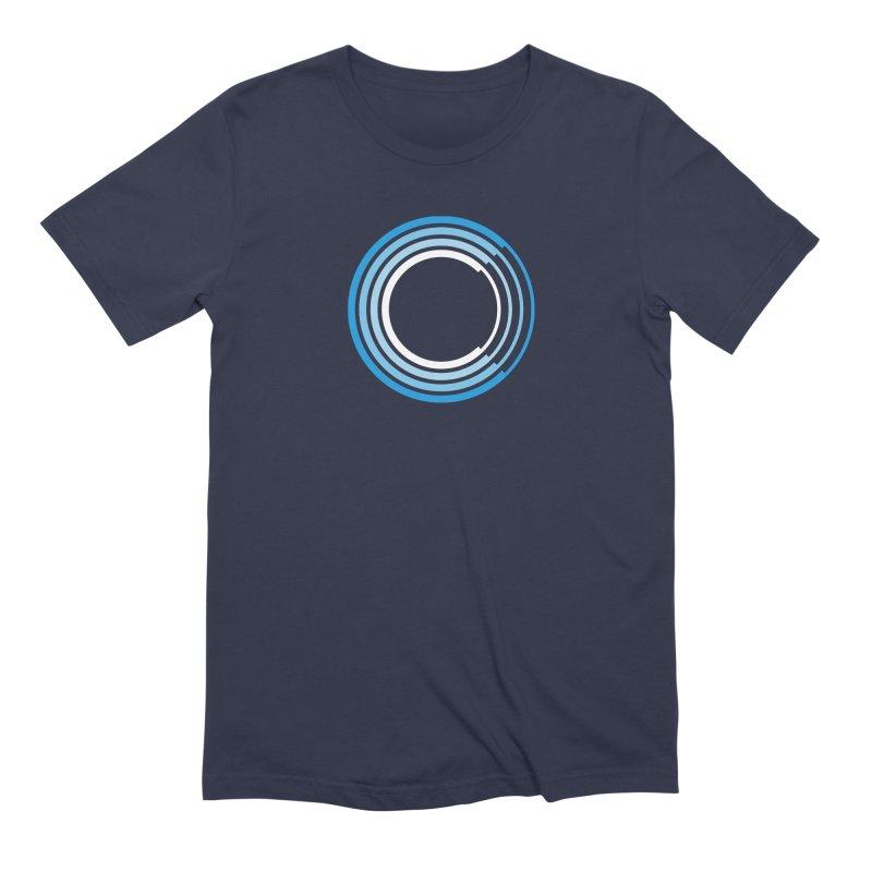 Chorus.fm Full Color Logo (Centered) Men's Extra Soft T-Shirt by Chorus.fm Shop