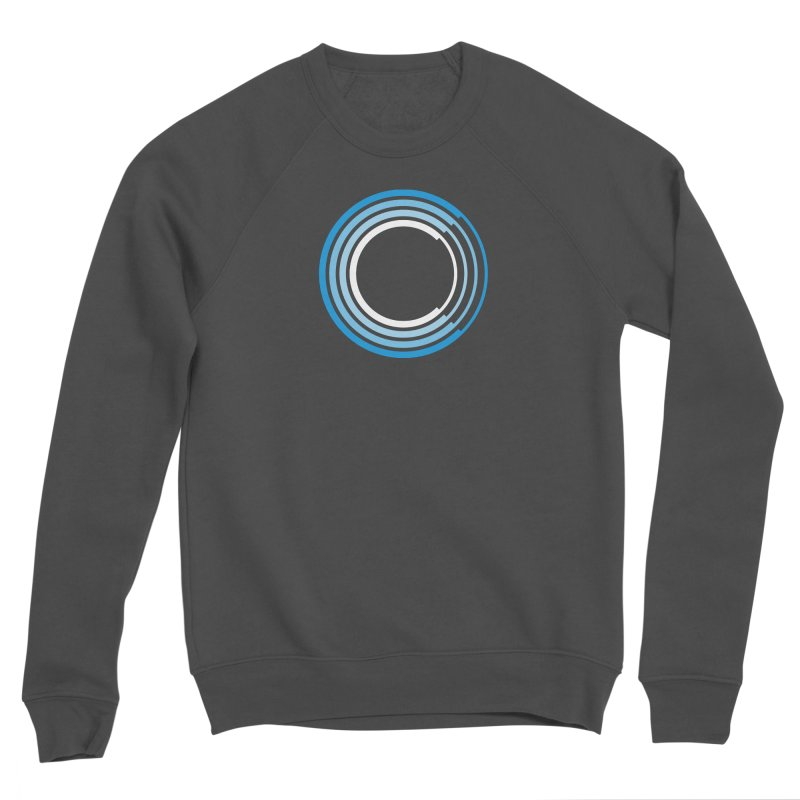 Chorus.fm Full Color Logo (Centered) Men's Sponge Fleece Sweatshirt by Chorus.fm Shop