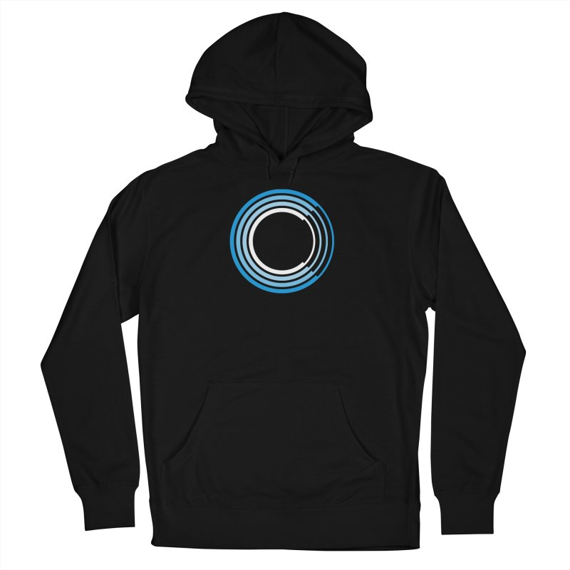 Chorus.fm Full Color Logo (Centered) Men's French Terry Pullover Hoody by Chorus.fm Shop