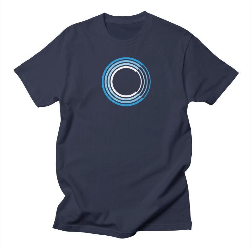 Chorus.fm Full Color Logo (Centered) Men's Regular T-Shirt by Chorus.fm Shop