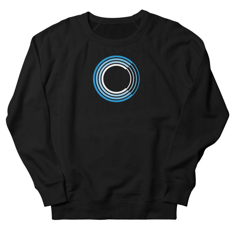 Chorus.fm Full Color Logo (Centered) Women's French Terry Sweatshirt by Chorus.fm Shop
