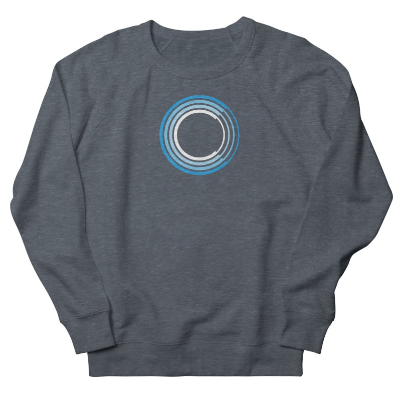 Chorus.fm Full Color Logo (Centered) Men's French Terry Sweatshirt by Chorus.fm Shop
