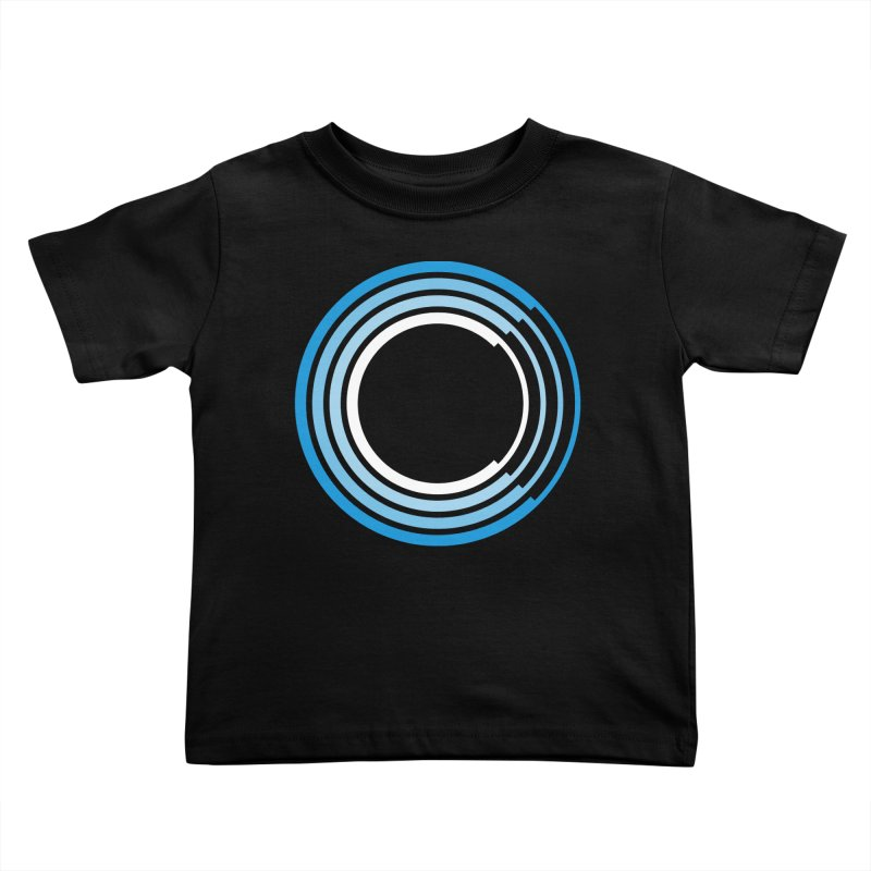 Chorus.fm Full Color Logo (Centered) Kids Toddler T-Shirt by Chorus.fm Shop