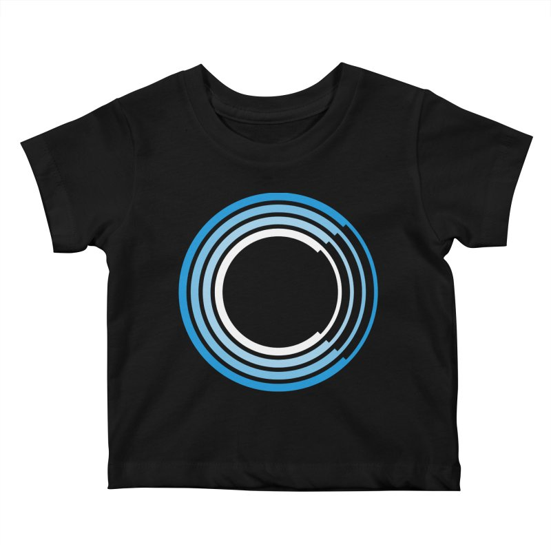 Chorus.fm Full Color Logo (Centered) Kids Baby T-Shirt by Chorus.fm Shop