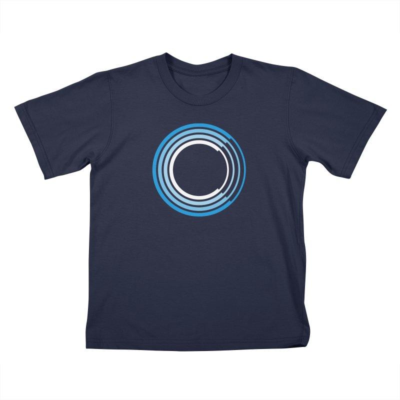 Chorus.fm Full Color Logo (Centered) Kids T-Shirt by Chorus.fm Shop