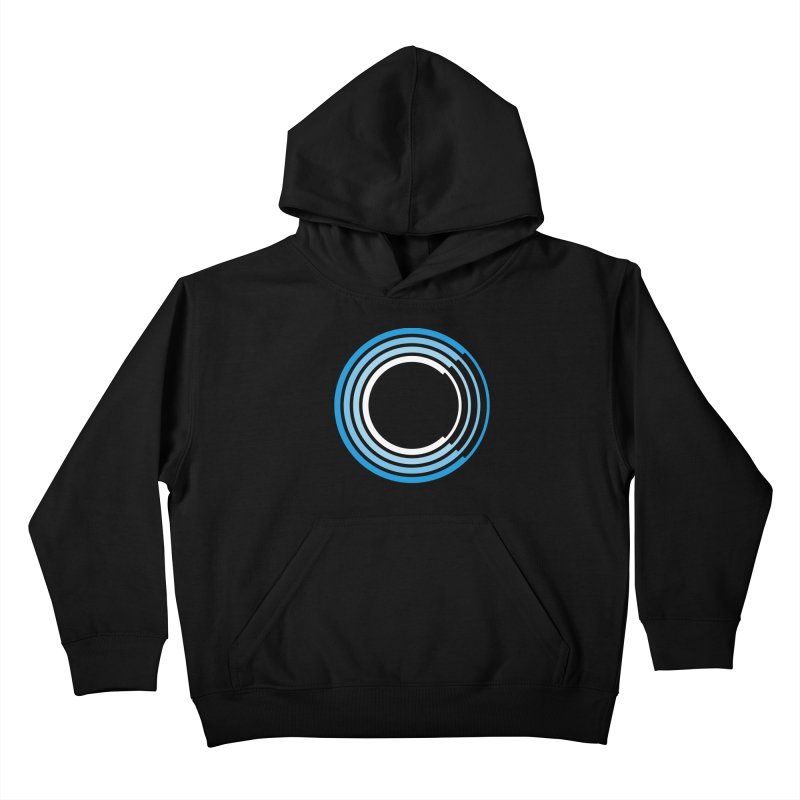 Chorus.fm Full Color Logo (Centered) Kids Pullover Hoody by Chorus.fm Shop