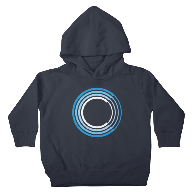 Chorus.fm Full Color Logo (Centered) Kids Toddler Pullover Hoody by Chorus.fm Shop