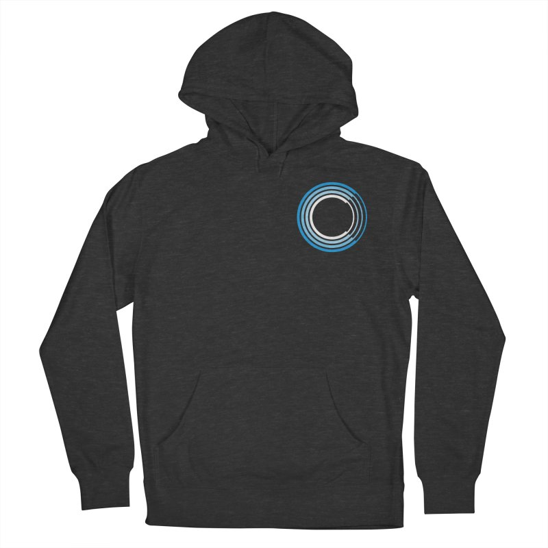 Chorus.fm Full Color Logo (Breast) Men's French Terry Pullover Hoody by Chorus.fm Shop