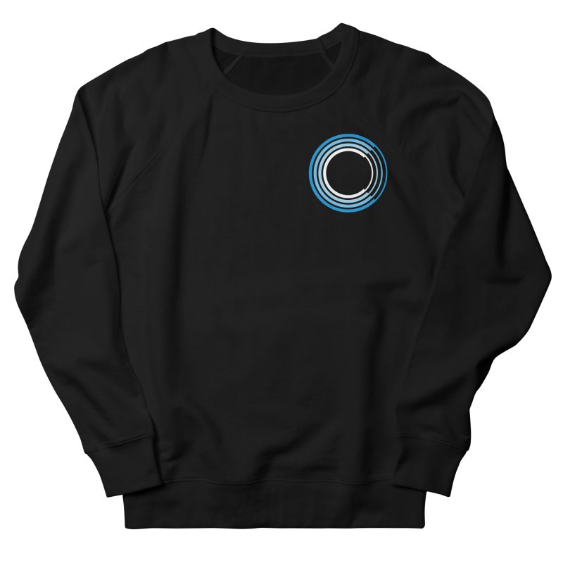 Chorus.fm Full Color Logo (Breast) Men's French Terry Sweatshirt by Chorus.fm Shop