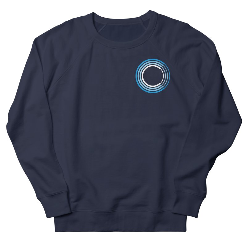 Chorus.fm Full Color Logo (Breast) Men's French Terry Sweatshirt by Chorus.fm Shop