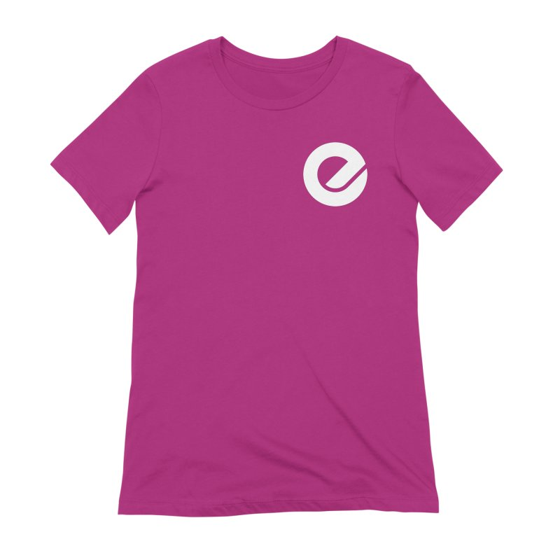 Encore Logo (Breast) Women's Extra Soft T-Shirt by Chorus.fm Shop