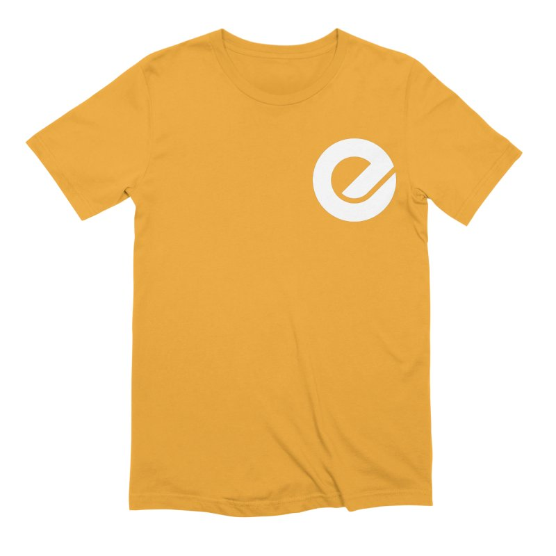 Encore Logo (Breast) Men's Extra Soft T-Shirt by Chorus.fm Shop