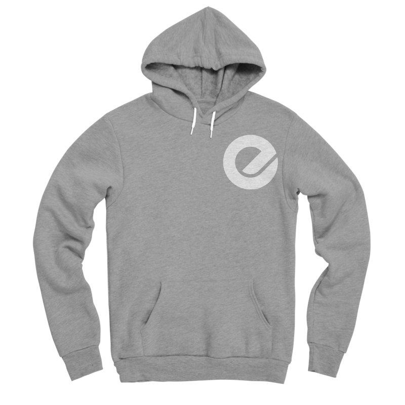 Encore Logo (Breast) Men's Sponge Fleece Pullover Hoody by Chorus.fm Shop