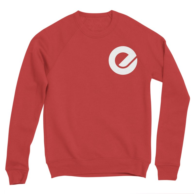 Encore Logo (Breast) Women's Sponge Fleece Sweatshirt by Chorus.fm Shop