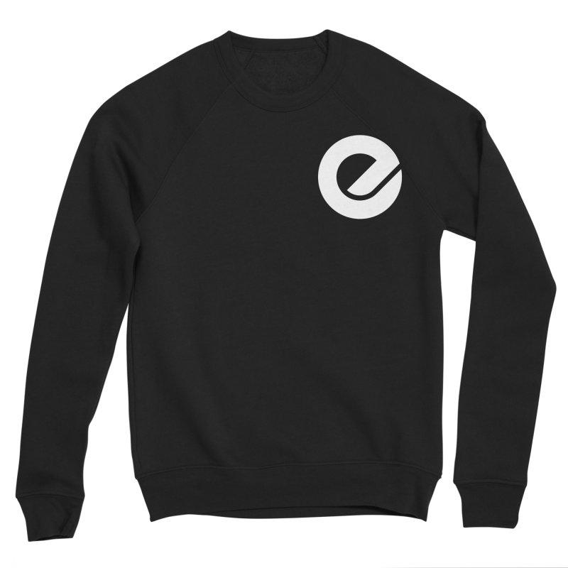 Encore Logo (Breast) Men's Sponge Fleece Sweatshirt by Chorus.fm Shop