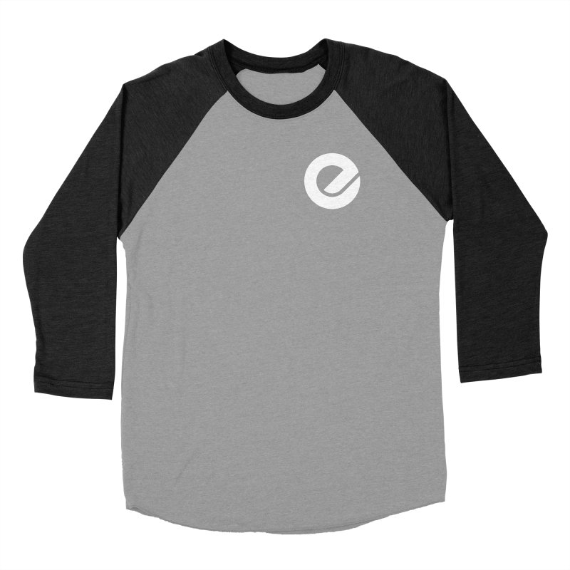 Encore Logo (Breast) Women's Baseball Triblend Longsleeve T-Shirt by Chorus.fm Shop