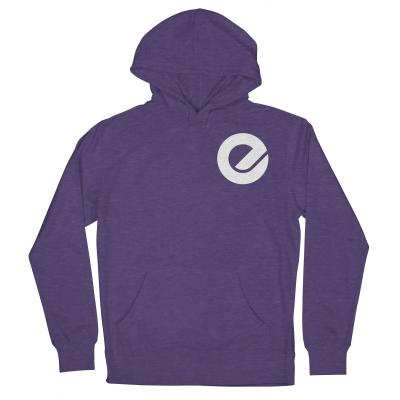 Encore Logo (Breast) Women's French Terry Pullover Hoody by Chorus.fm Shop