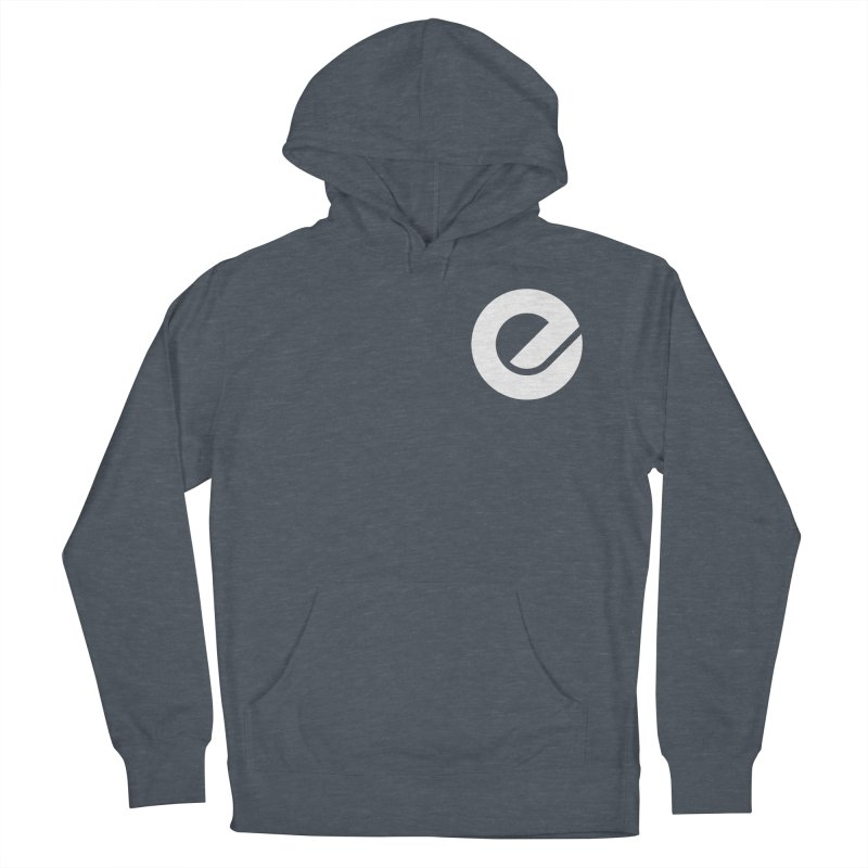 Encore Logo (Breast) Men's French Terry Pullover Hoody by Chorus.fm Shop