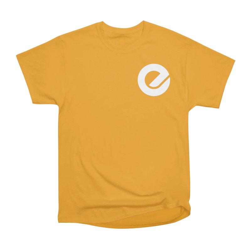 Encore Logo (Breast) Men's Heavyweight T-Shirt by Chorus.fm Shop