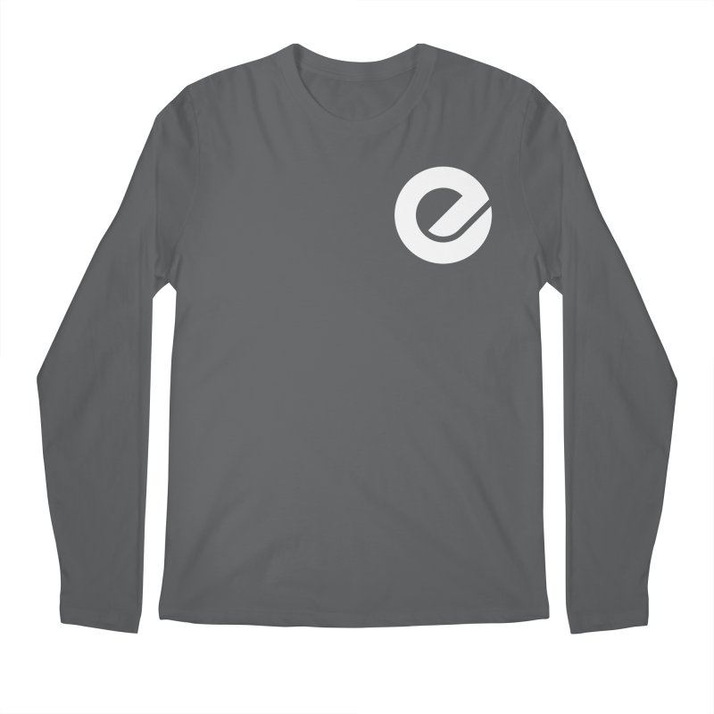 Encore Logo (Breast) Men's Regular Longsleeve T-Shirt by Chorus.fm Shop