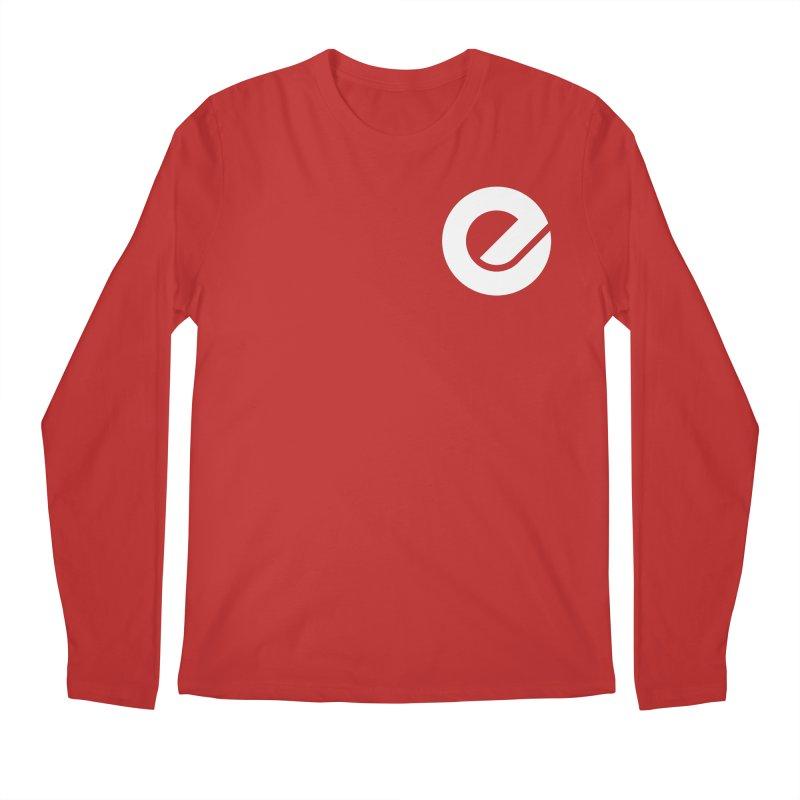 Encore Logo (Breast) Men's Regular Longsleeve T-Shirt by Chorus.fm Shop