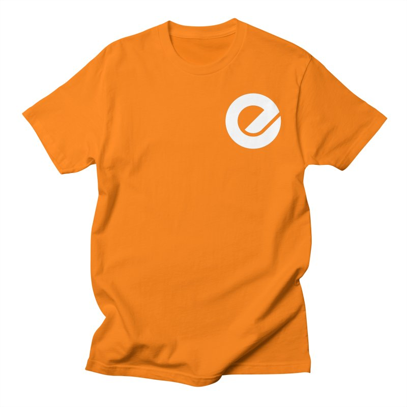 Encore Logo (Breast) Men's Regular T-Shirt by Chorus.fm Shop