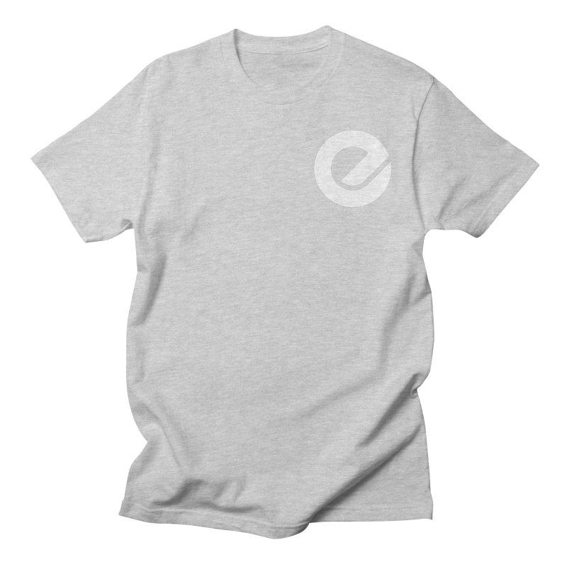 Encore Logo (Breast) Men's Regular T-Shirt by Chorus.fm Shop