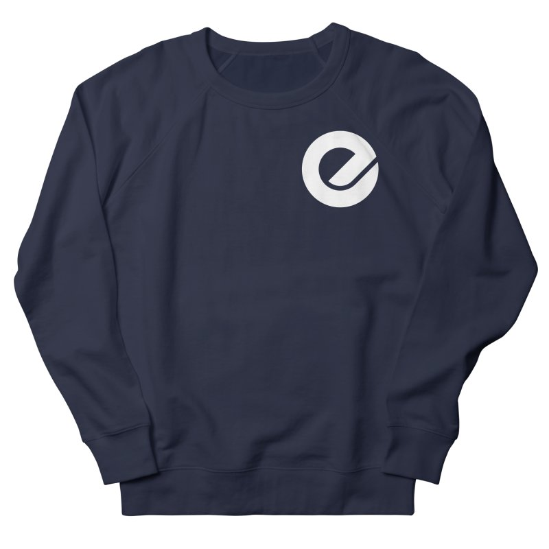Encore Logo (Breast) Women's French Terry Sweatshirt by Chorus.fm Shop