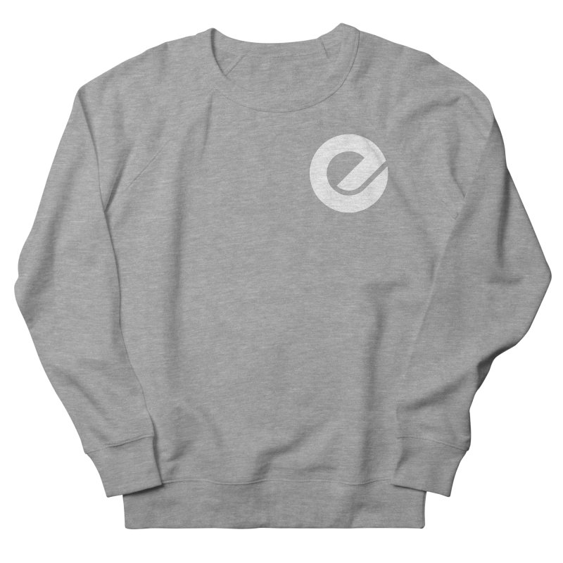 Encore Logo (Breast) Men's French Terry Sweatshirt by Chorus.fm Shop