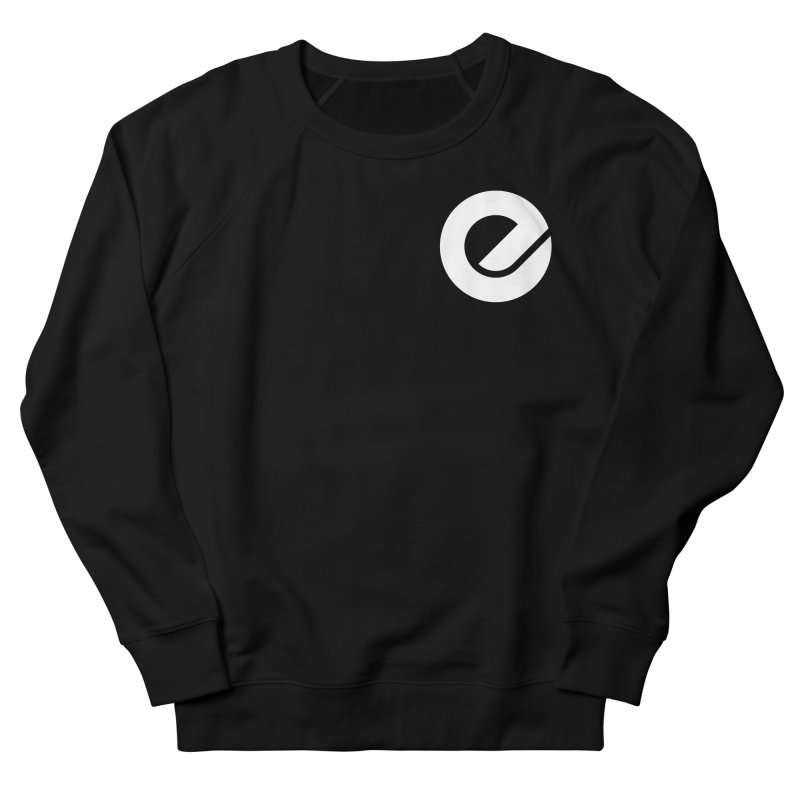 Encore Logo (Breast) Men's French Terry Sweatshirt by Chorus.fm Shop