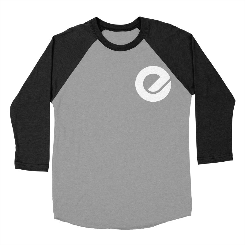 Encore Logo (Breast) Men's Baseball Triblend Longsleeve T-Shirt by Chorus.fm Shop