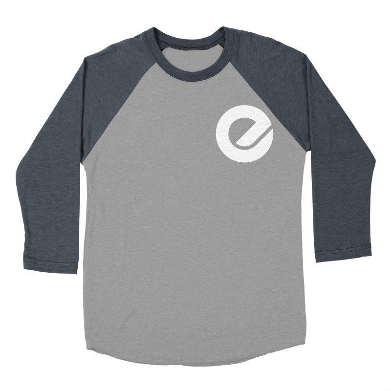 Encore Logo (Breast) Men's Baseball Triblend Longsleeve T-Shirt by Chorus.fm Shop