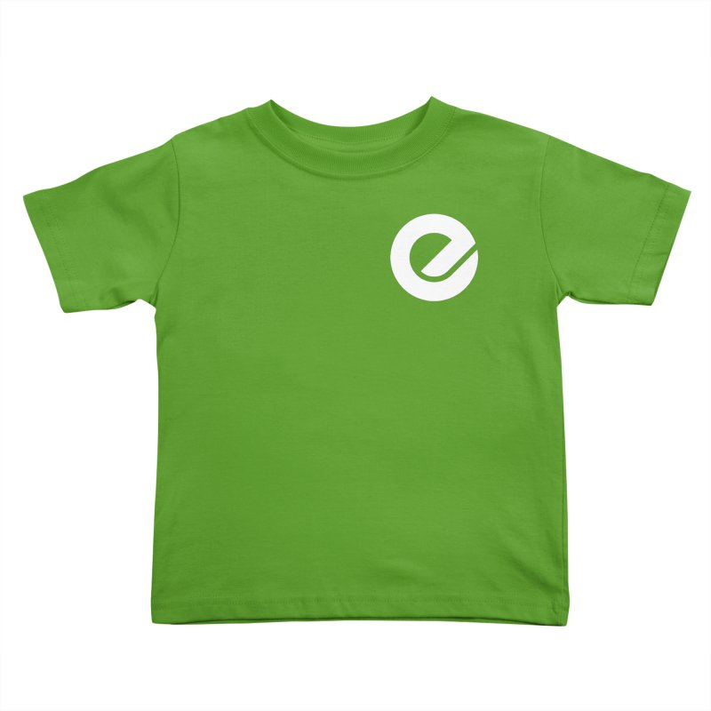 Encore Logo (Breast) Kids Toddler T-Shirt by Chorus.fm Shop