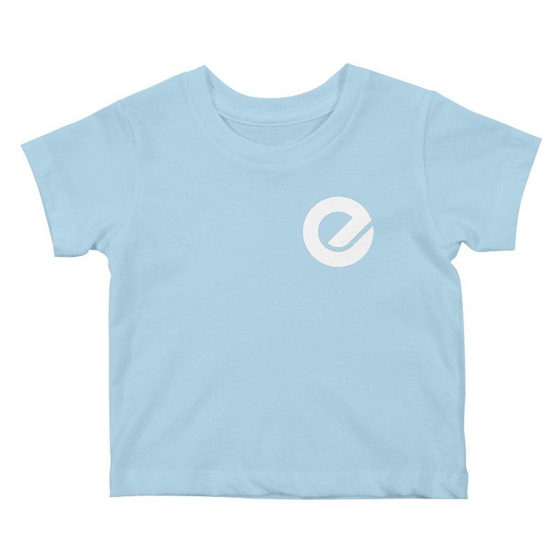 Encore Logo (Breast) Kids Baby T-Shirt by Chorus.fm Shop