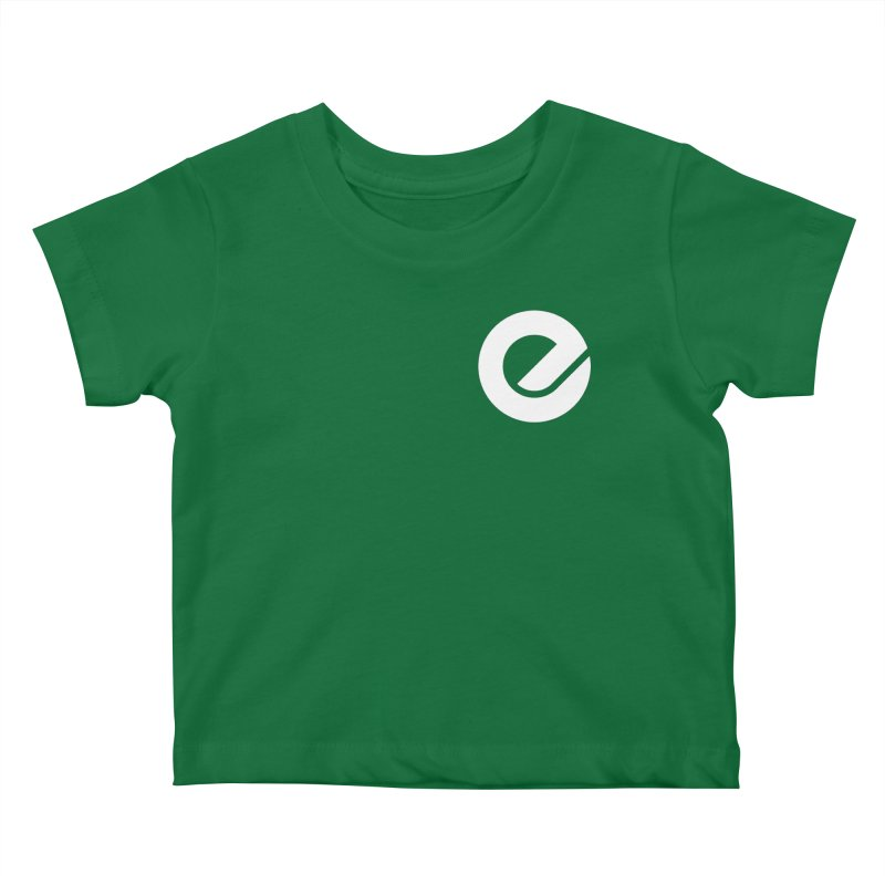 Encore Logo (Breast) Kids Baby T-Shirt by Chorus.fm Shop