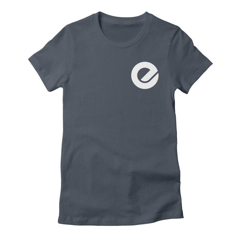 Encore Logo (Breast) Women's T-Shirt by Chorus.fm Shop