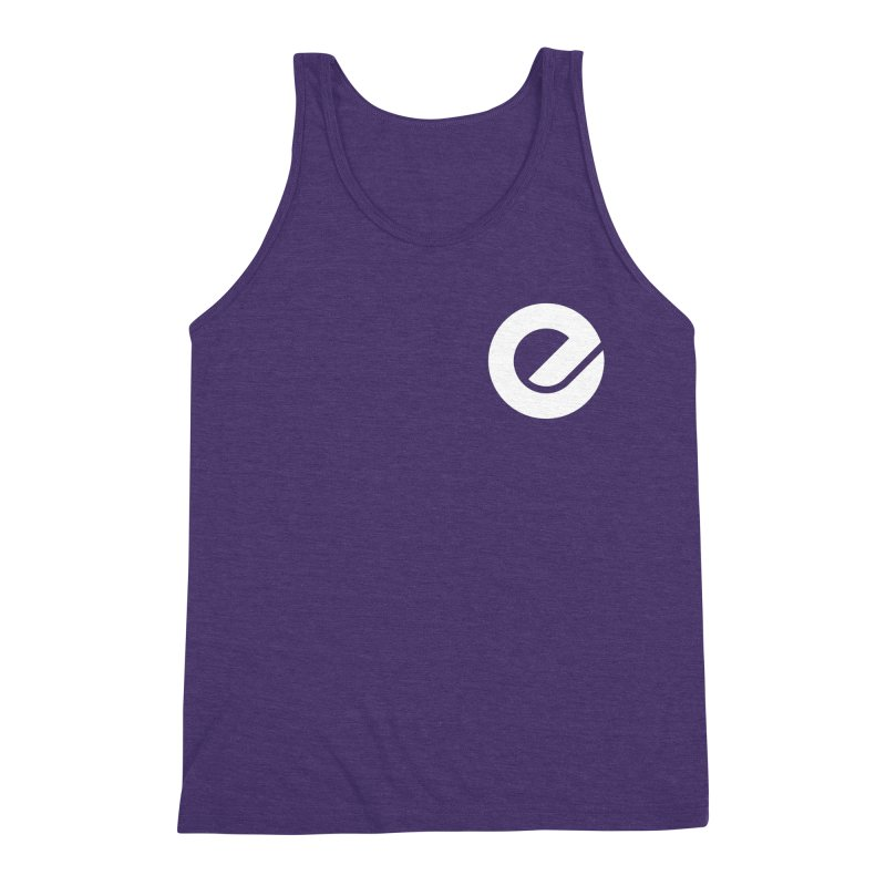 Encore Logo (Breast) Men's Triblend Tank by Chorus.fm Shop