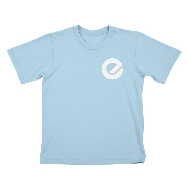 Encore Logo (Breast) Kids T-Shirt by Chorus.fm Shop
