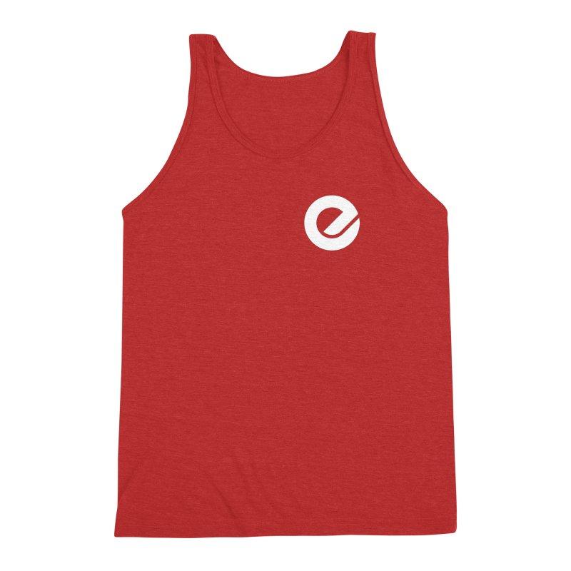 Encore Logo (Breast) Men's Triblend Tank by Chorus.fm Shop