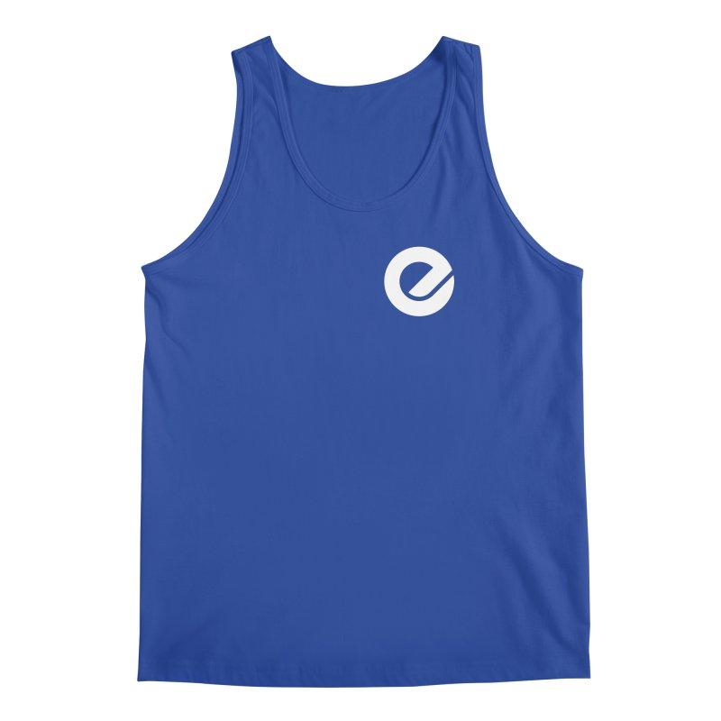 Encore Logo (Breast) Men's Regular Tank by Chorus.fm Shop